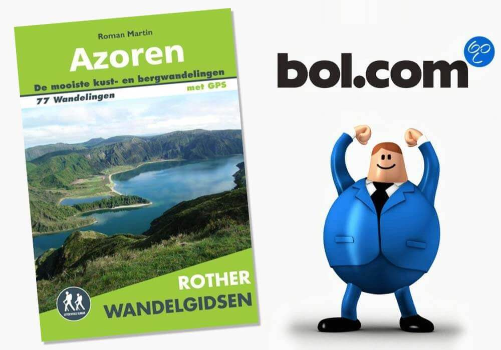 Wandelgids Azoren